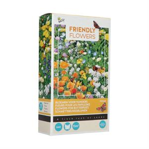 Buzzy® Friendly Flowers Vlinders Laag 15m² (16)