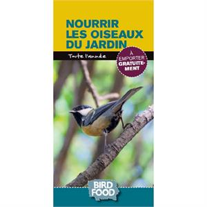 Brochure Bird Food Franstalig